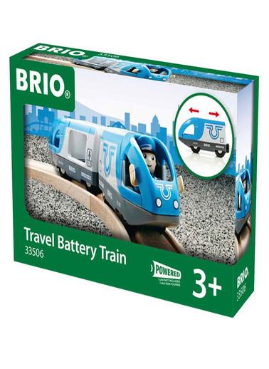 Brio  Pilli Seyahat Tren ABR33506 Renkli